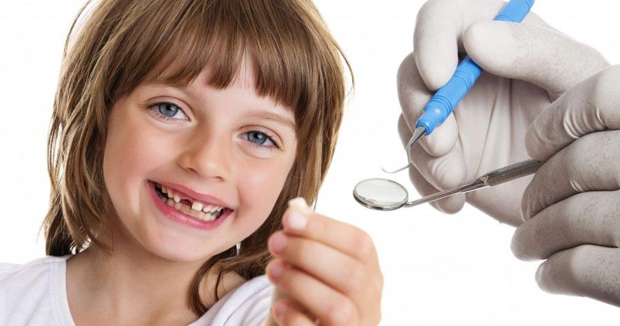 Çocuklarda Diş Çekimi
