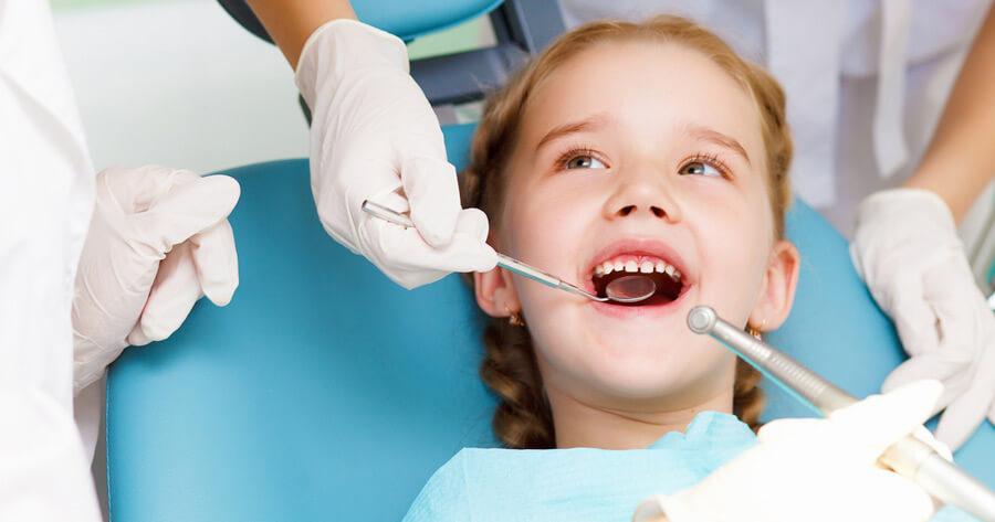 Çocuklarda Diş Dolgusu
